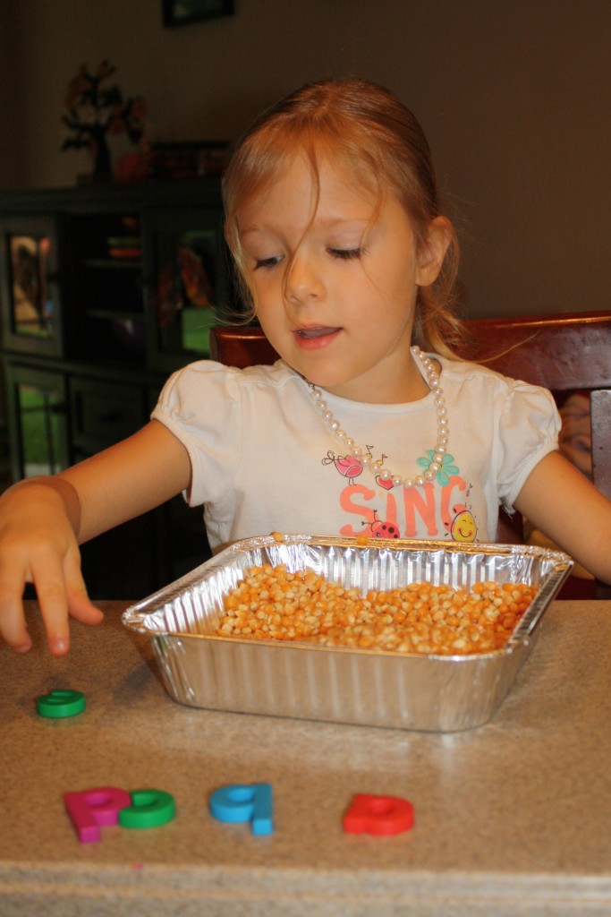 C is for Corn: Alphabet and Phonemic Awareness Activities