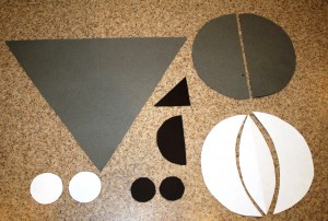 Shapes Craft for Kids