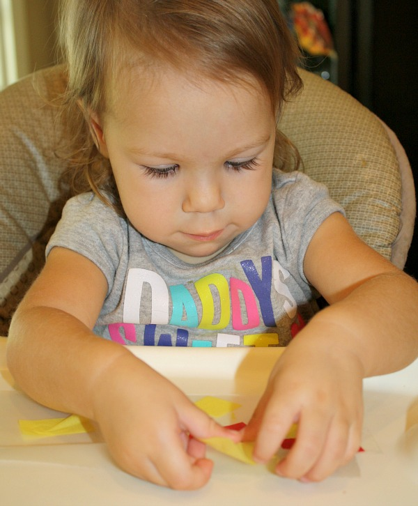 Toddler Fall Craft