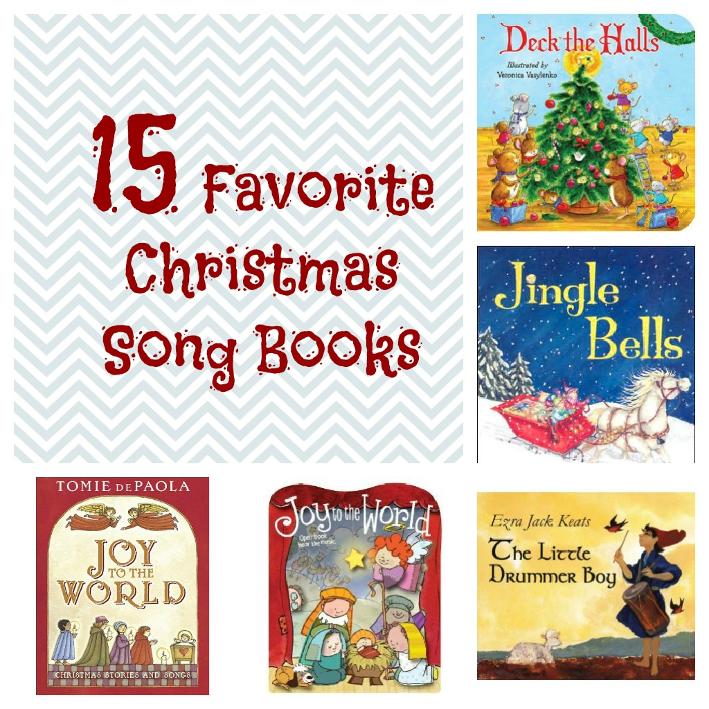 Christmas Song Books