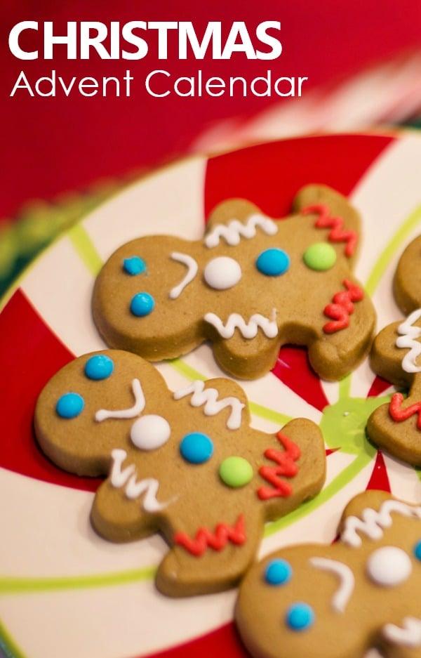 Memorable fun Christmas Advent Calendar Activities #Christmas #advent #adventcalendar