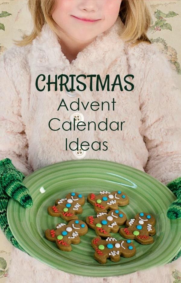 Christmas Advent Calendar Activities Kids will Love #Christmas #advent #adventcalendar