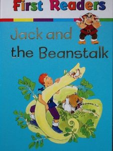 First Readers: Jack and the Beanstalk