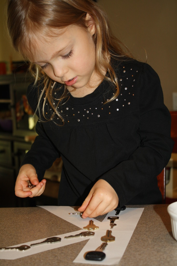 K is for Key Reading Activities