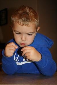 Preschool science activity