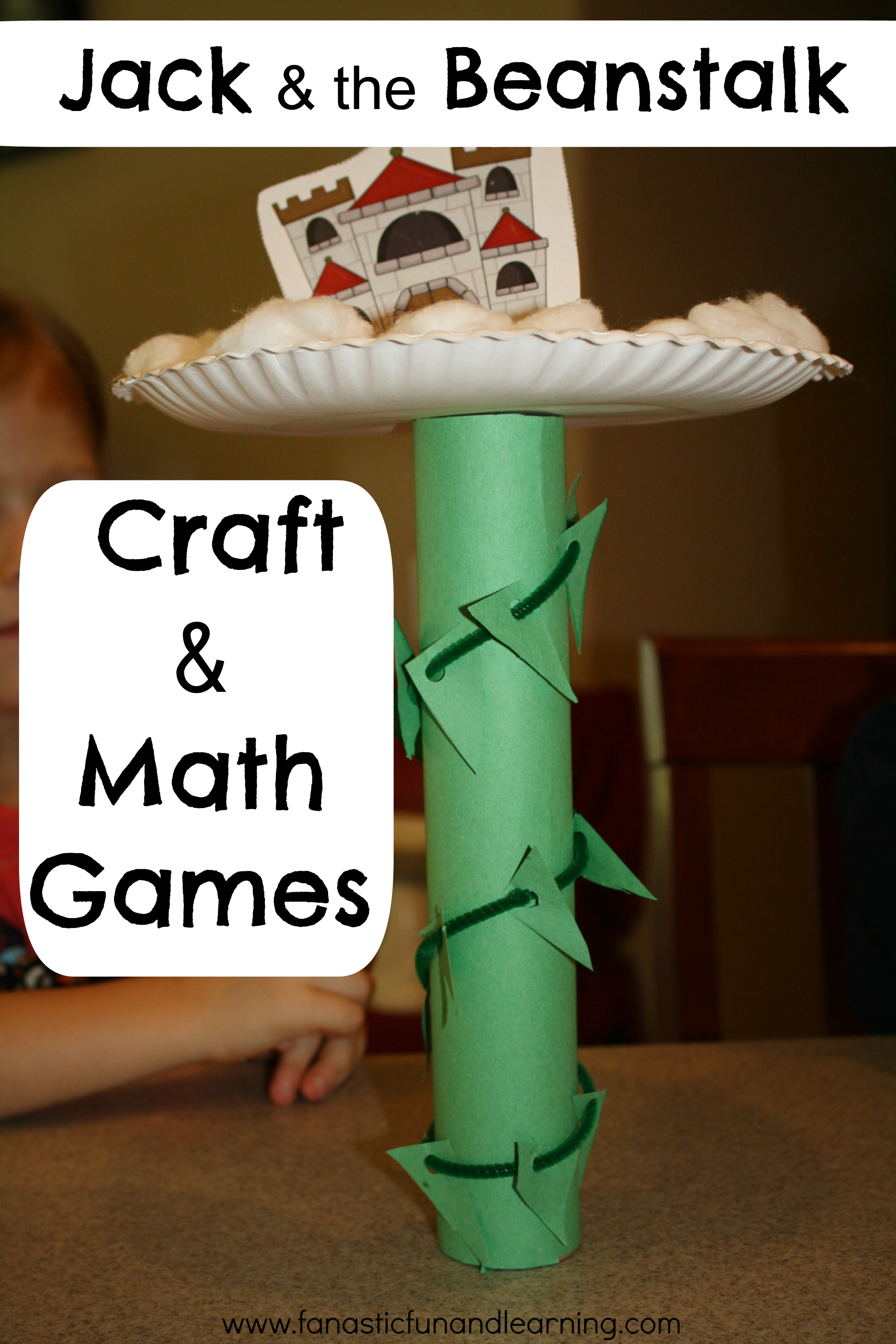Jack And The Beanstalk Craft Activities