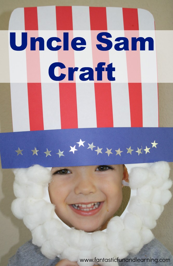 Presidents Day Hat Crafts For Kids