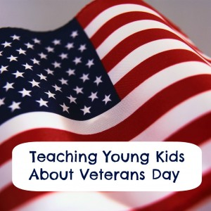 Teaching Young Kids About Veterans Day