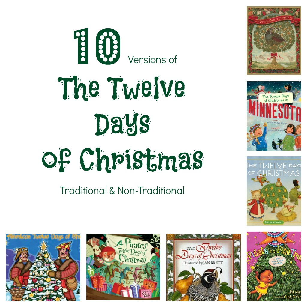 christmas books - When Are The Twelve Days Of Christmas