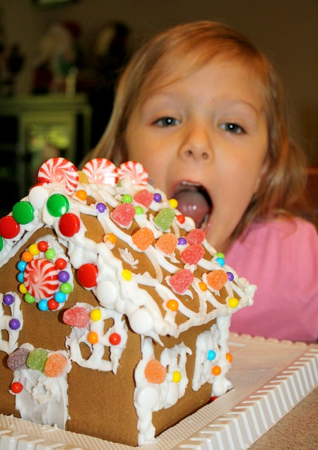 Gingerbread House Ideas for Kids