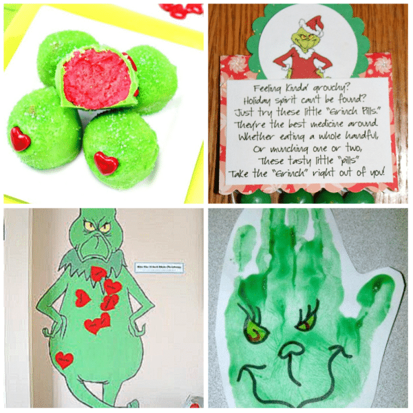 45 Grinch Activities For Grinch Family Movie Night Or Grinch Day With Kids