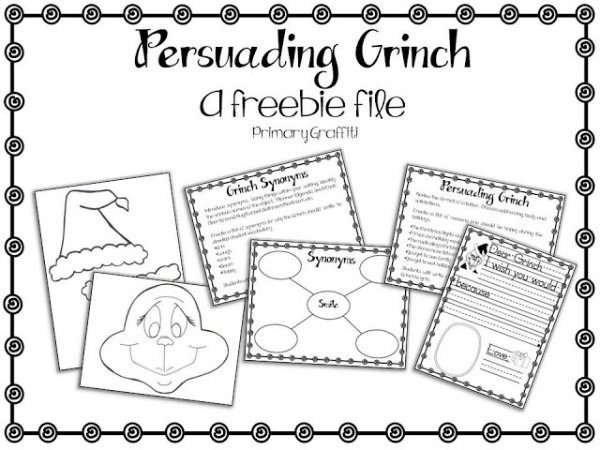 create a keepsake to remember the evening by making a grinch inspired ornament i love the simplicity of these ones found on pinterest i was unable to - How The Grinch Stole Christmas Activities