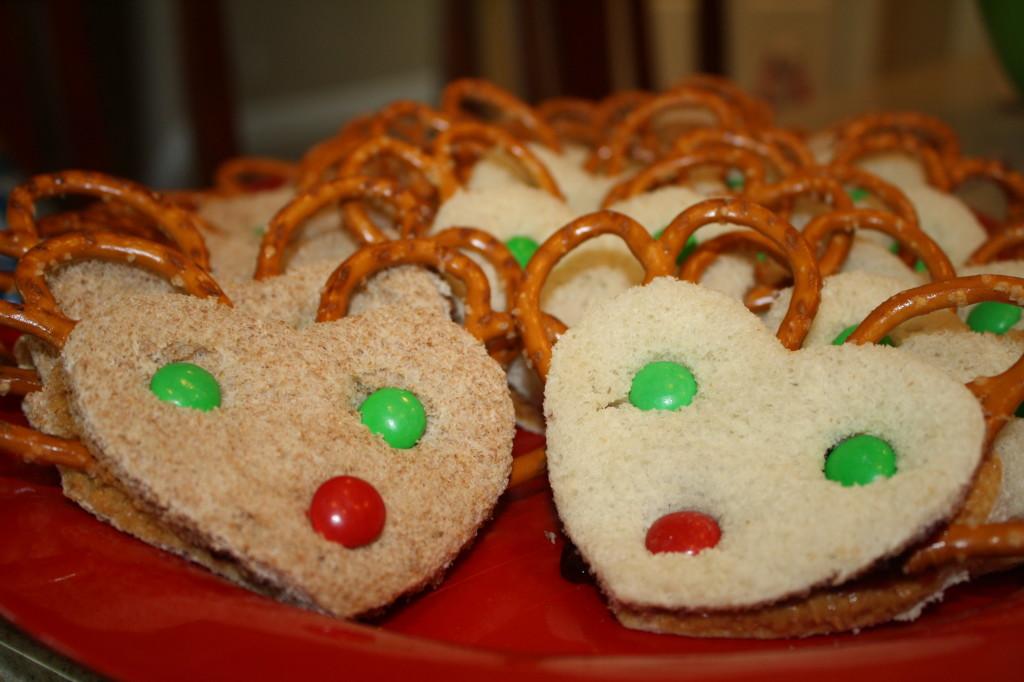 Reindeer PB&J