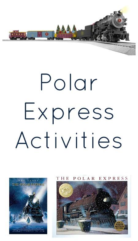 polar express activities advent day 13