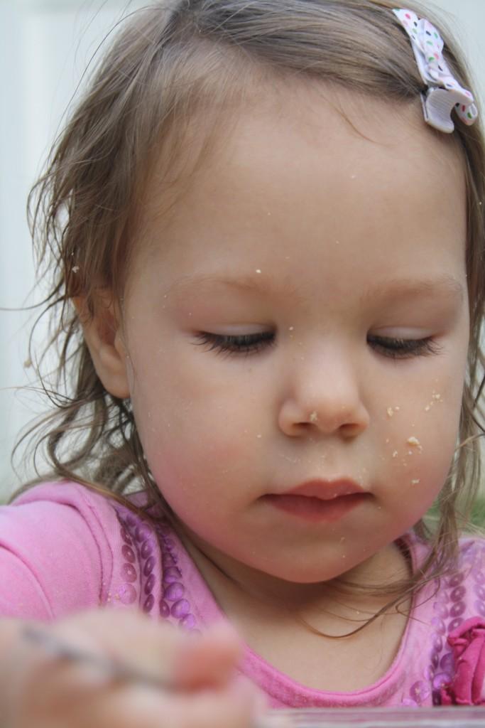 O is for Opposites: Wet & Dry Sensory Play