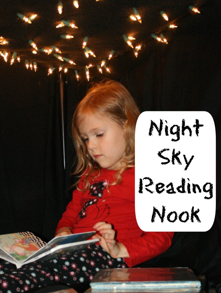 Night Sky Reading Nook