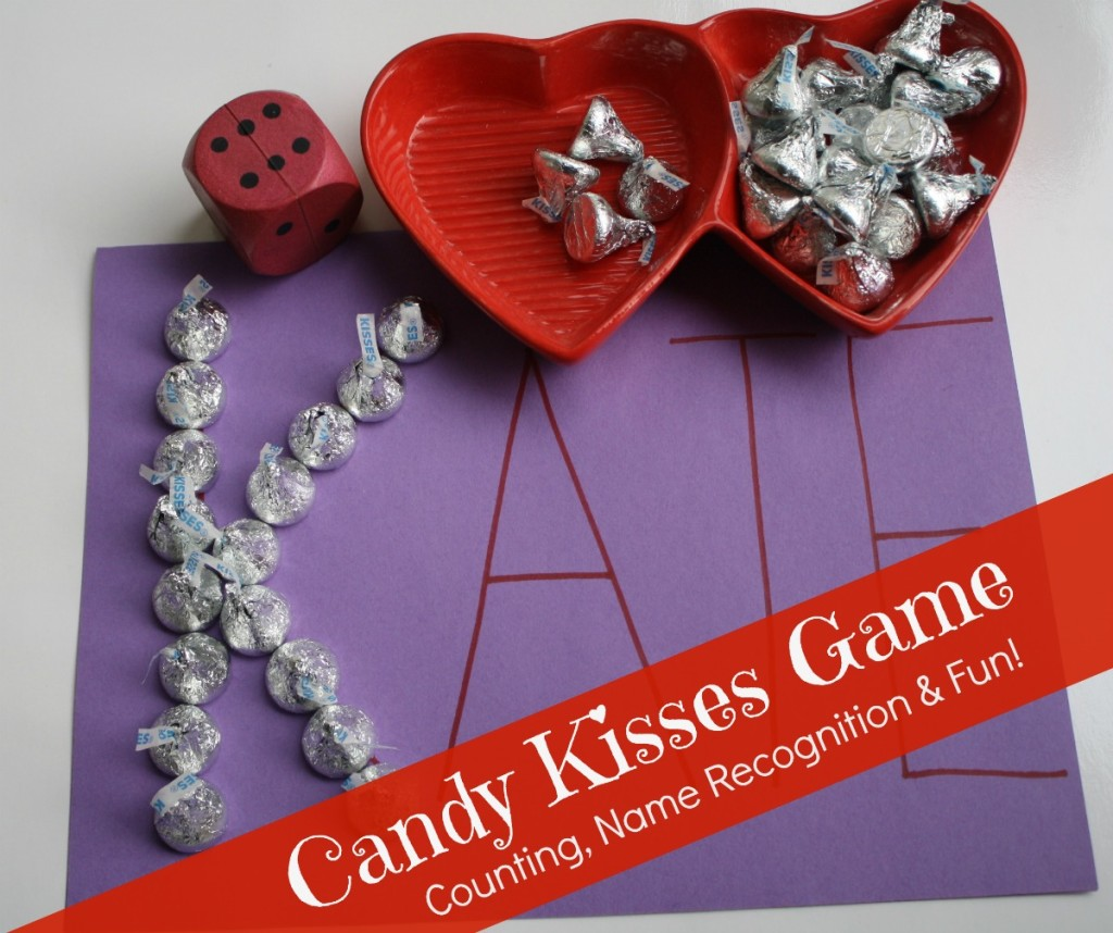 Candy Kisses Game