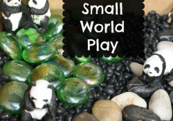 Panda Small World Play