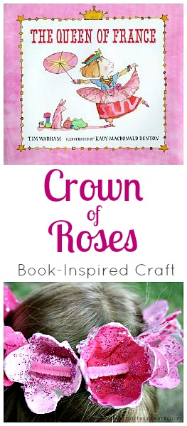 Queen of France Rose Crown