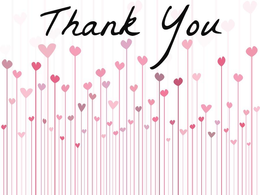 Thank You February