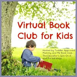 Julia Donaldson Month at The Virtual Book Club for Kids