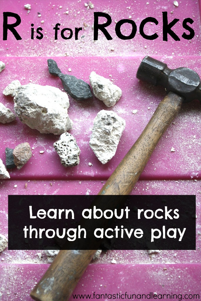 Rock Demo Science Fun for Kids