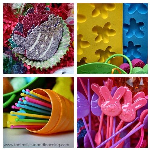 Easter Sensory Bin Materials2