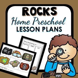Everybody Needs a Rock! Rocks Activities and Crafts