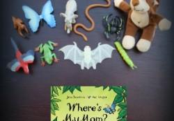 Julia Donaldson's Where's My Mom? Book Activity