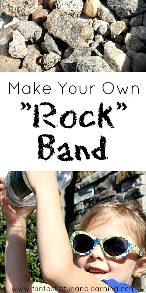 Make Your Own Rock Band