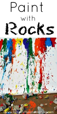 Paint with Rocks