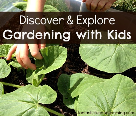 Discover Gardening with Kids
