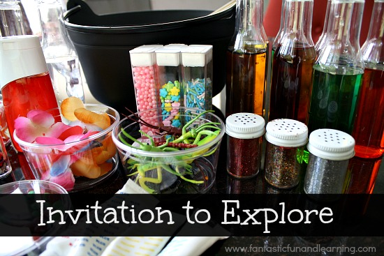 Invitation to Explore
