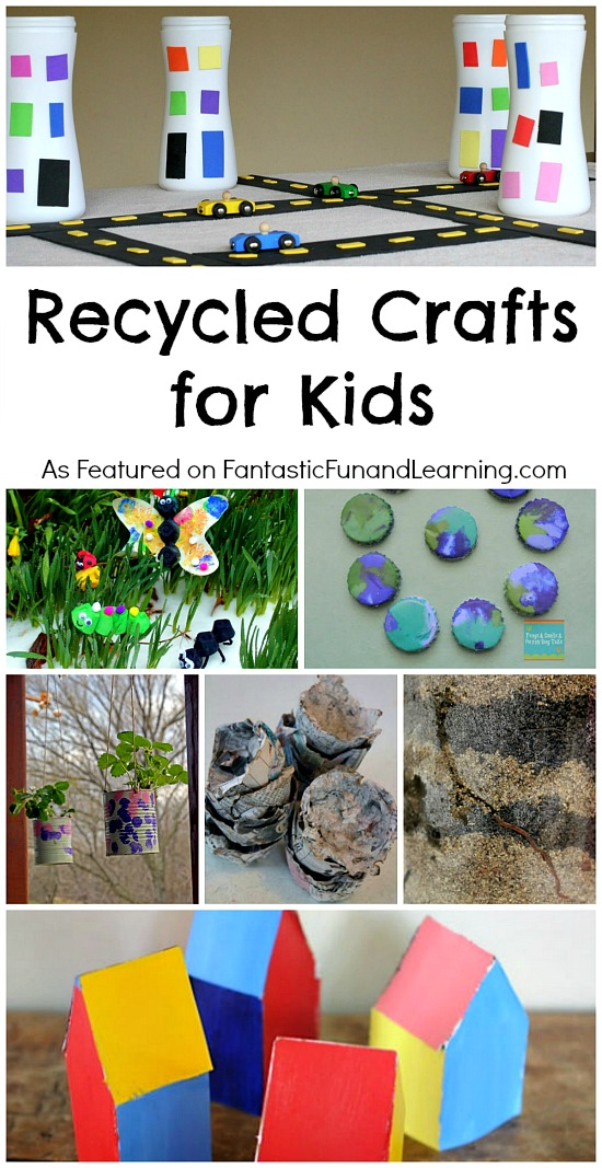 Fun Art Crafts To Do At Home