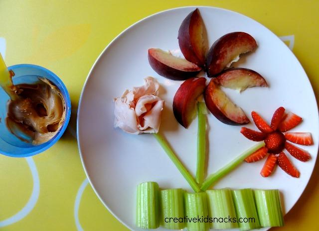flower snack