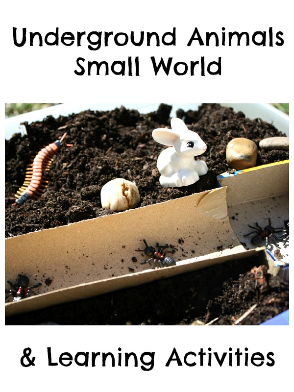 Underground-animals-small-world-and-learning-activities