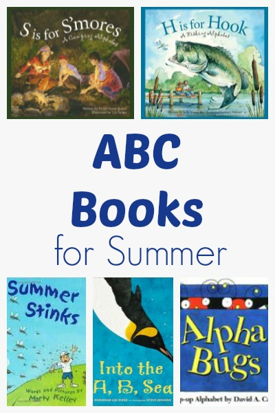 10 ABC Books for Summer