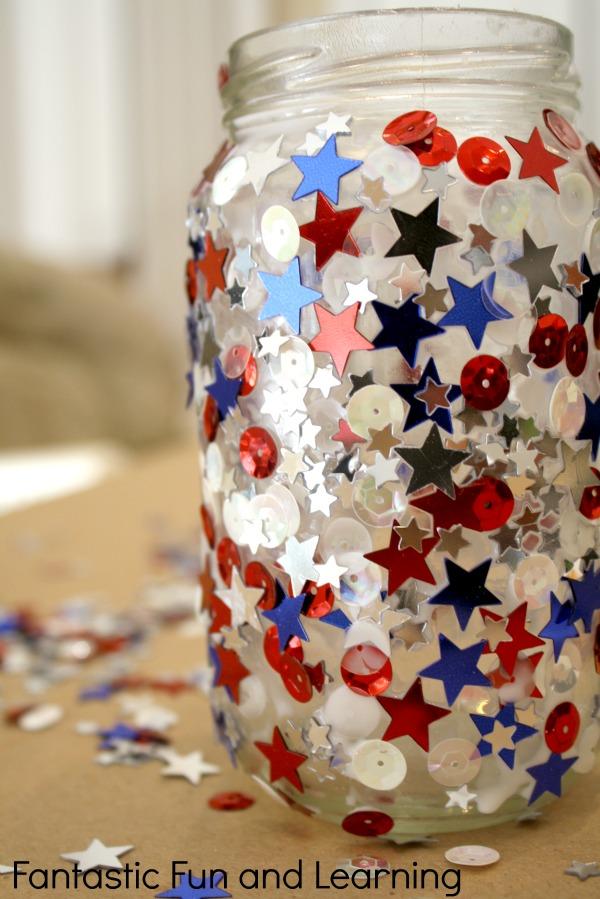 Easy Jar Candle Craft