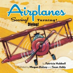 Airplanes: Soaring! Diving! Turning! by Patricia Hubbell
