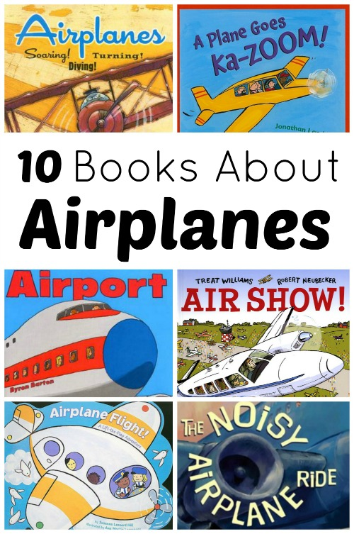 Books About Airplanes