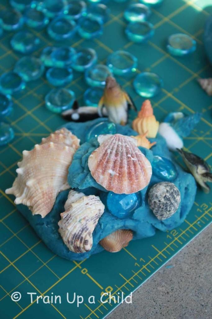 Letter X Crafts For Preschool Ocean Activities