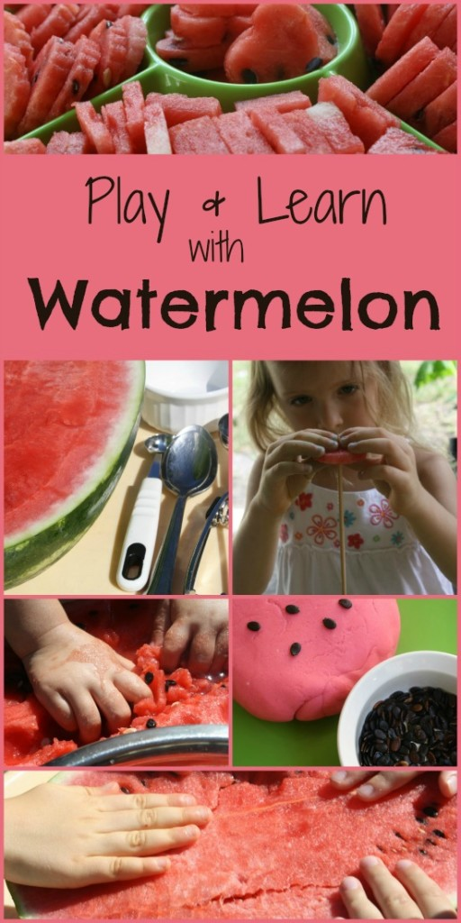 Play & Learn with Watermelon