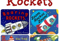 space rocket book - photo #6
