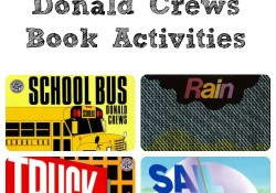 Donald Crews Book Activities