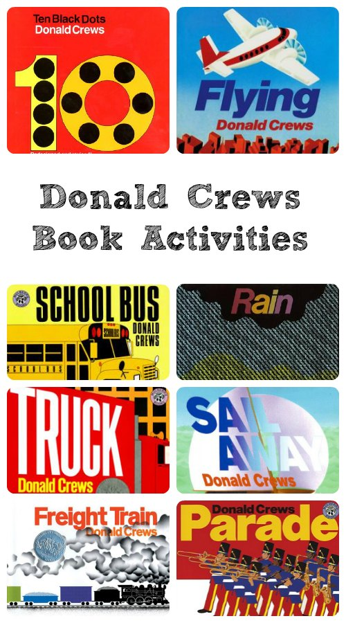 Author study- Donald Crews - Pinterest