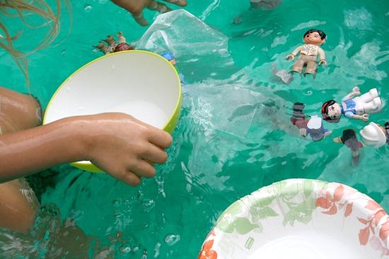 Preschool Science Activity-Can You Build a Boat