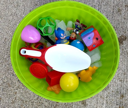 Sink or Float Toddler Activities
