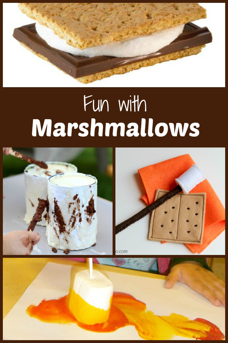 Fun And Simple Pool Noodle Boat Craft For Kids: Fun With Marshmallows