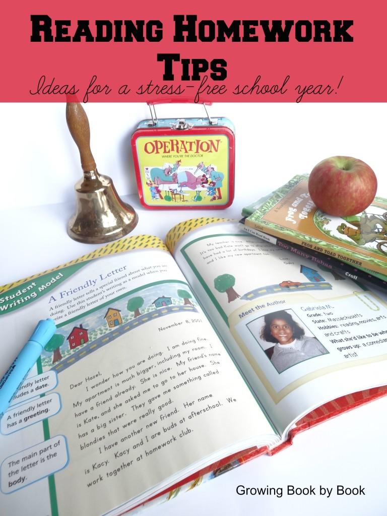 Reading-Homework-Tips