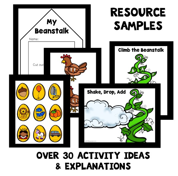 This Set Includes Active Hands On Learning Ideas And The Following Printables